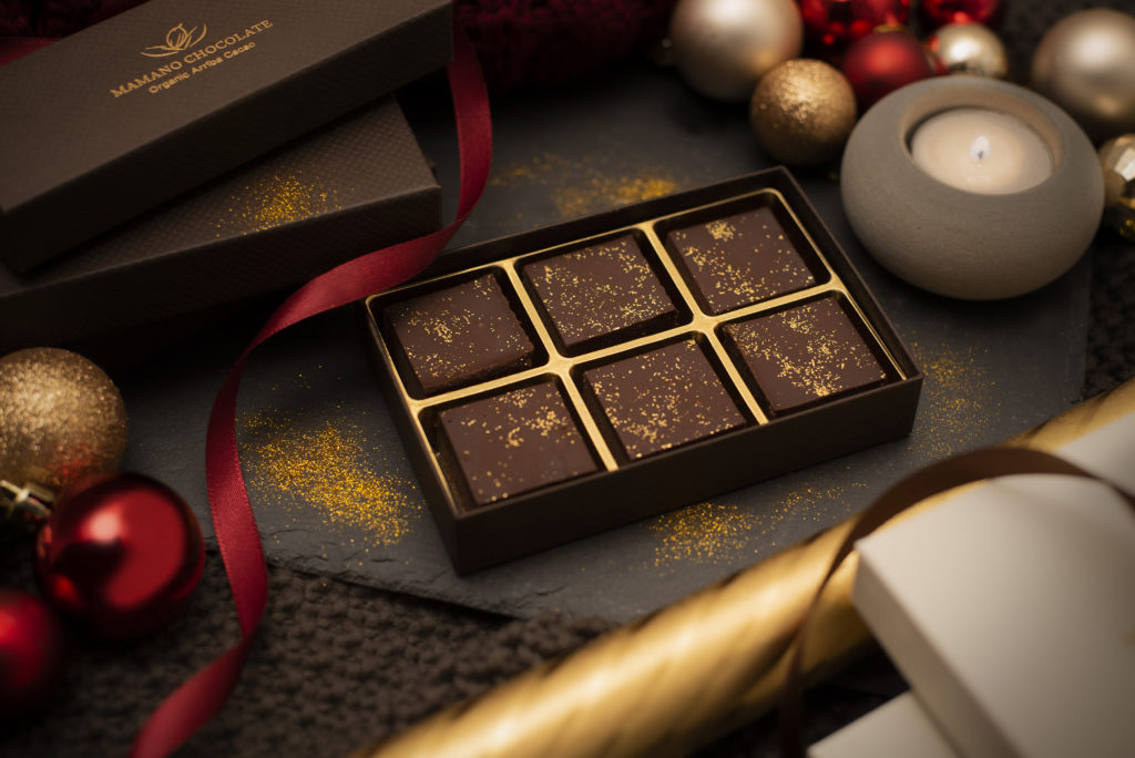 mamano chocolate ディスプレイ