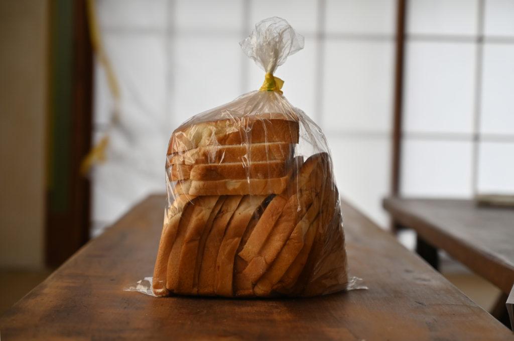 つぎはぎ荘 パンの切れ端